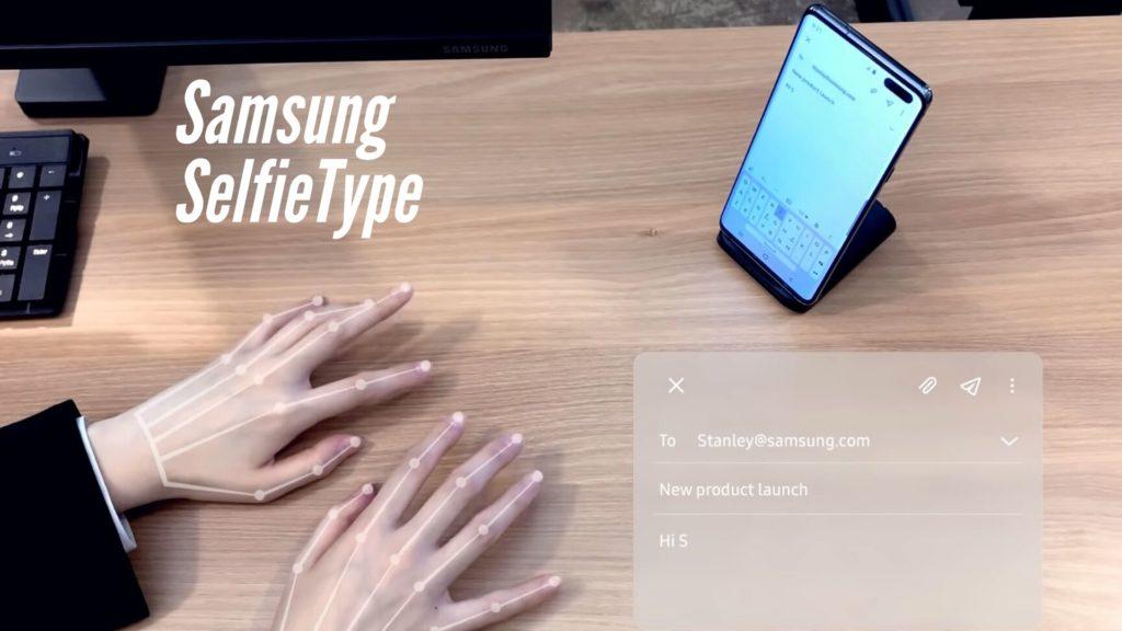 Samsung Selfie Type